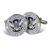 DHS Cufflinks - Full Color