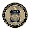 Federal Protective Service Coin (DHS)
