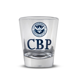 Clear Shot Glass (CBP)