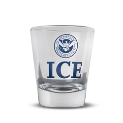 Clear Shot Glass (ICE)