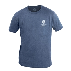 Heather Navy 60/40 T-Shirt (TSA)