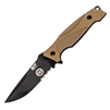 Smith & Wesson M&P Fixed Blade Knife - Black/Tan