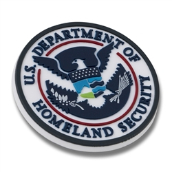 DHS Seal Magnet (2 in.)