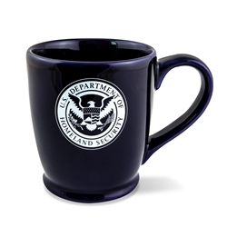 DHS Cobalt Blue Coffee Mug