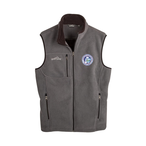CISA Men's Fleece Vest by Eddie Bauer®