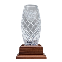 DHS Cut Glass Vase Award