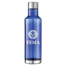 FEMA Sea Glass Sports Bottle