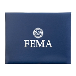FEMA Certificate Holder