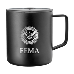 FEMA Stainless Insulated Camp Mug