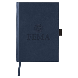 FEMA Blue Executive Journal Book