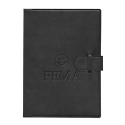 FEMA Faux Leather Journal