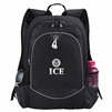 "ICE 15"" Computer Backpack (Black)"