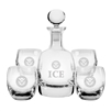 ICE 5 pc. Decanter Gift Set