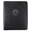 TSA Leather 3-Ring Binder (Black)