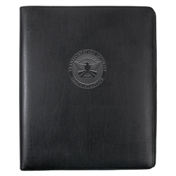 TSA Leather 3-Ring Binder