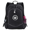 "TSA 15"" Computer Backpack (Black)"