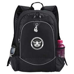 "TSA Black 15"" Computer Backpack"