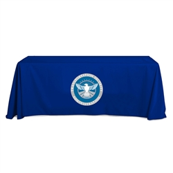 TSA Navy Tablecloth