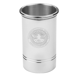 TSA Pewter Pencil Cup
