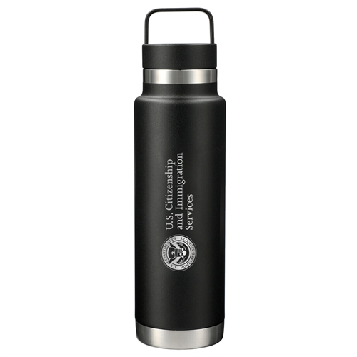 USCIS Stainless Insulated Bottle