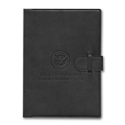 USCIC Faux Leather Journal