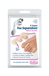 3 Layer Foam Toe Separators - P280
