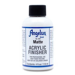 Angelus Matte Acrylic Finisher  4 oz