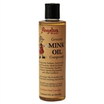 Angelus Genuine Mink Oil Compound - 8 oz.