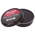 Angelus Shoe Wax Polish Tin