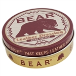 Bear Leather Dressing - 3.5 oz.