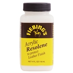Fiebing's Acrylic Resolene to Protect Leather Finish - 4 oz.