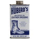 Huberd's Neatsfoot Oil Leather Dressing - 8 oz.