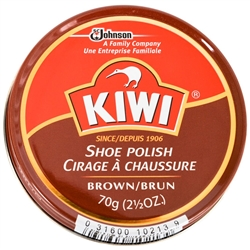 Kiwi Paste Shoe Polish - Large - Tin