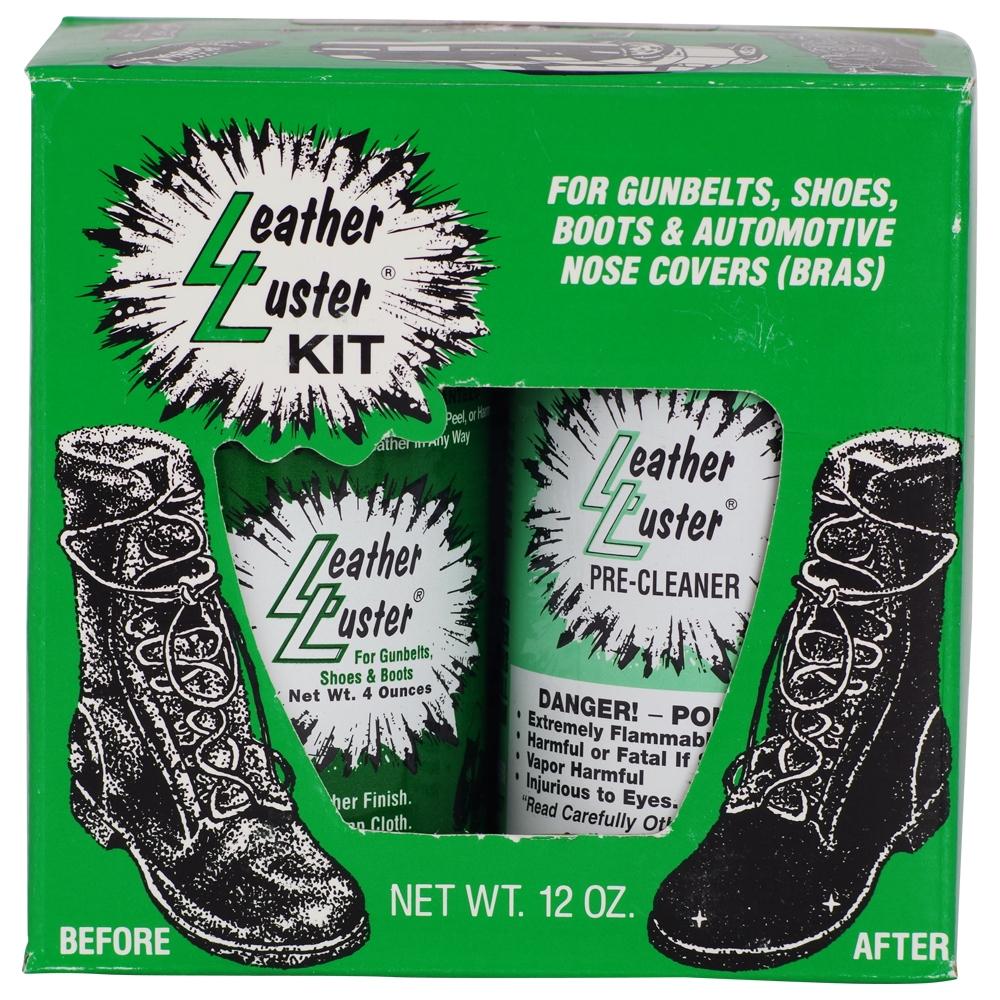 Leather Luster Shoe Polish
