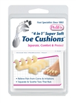 4 in 1 Super Soft Toe Cushions P83