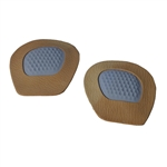 Tacco Halter Foot Cushions - Leather & Latex