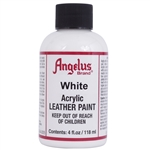 Angelus Acrylic Leather Paint  4 oz