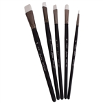 Angelus Paint Brush Set