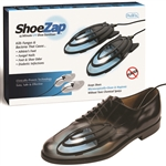 ShoeZap® 15 Minute UV Shoe Sanitizer (#P3410)