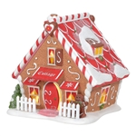 Department 56 North Pole Ginger's Cottage