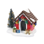 Department 56 Village Fido's Christmas Getaway