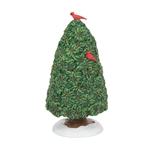 Department 56 Village Holiday Holly Tree