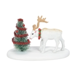 Department 56 Candy Cane Reindeer