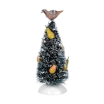 Department 56 Village Three French Hens Tree