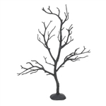 Department 56 Village Dark Shadows Backdrop Tree