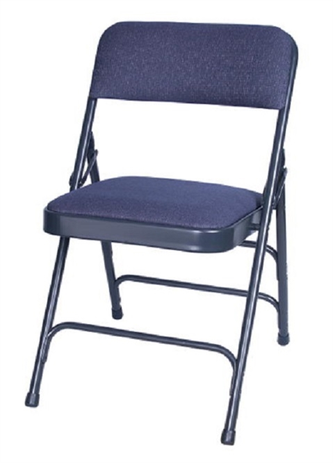 Wholesale Prices -padded-metal-foldng-chair