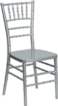 Resin-Silver Chiavari-Chair