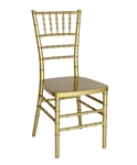 Resin Gold  Chiavari chairs, Resin Chivari Chair, Resin Ballroom Chairs