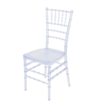 Clear Ice Chivari Chairs, Resin Cheap Chiavari Chivari Chairs