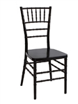 Black  Chiavari chairs, Resin Chivari Chair, Resin Ballroom Chairs